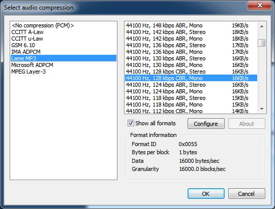Virtualdub audio2