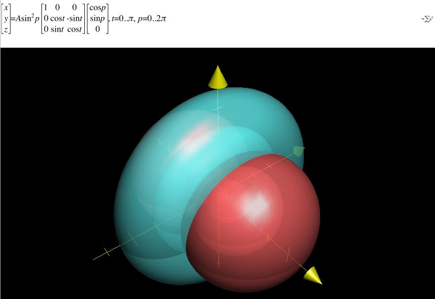 Lignes de champ et équipotentielles en 3D