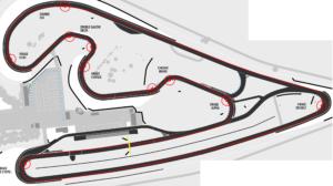 Circuit Carole - Short shift dans la parabole